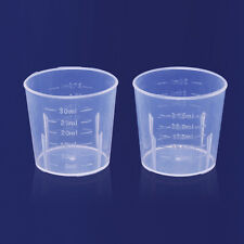1 Resin Epoxy Measure Mixing Cups Plastic Jewelry 30ml Reusable cups 10098225