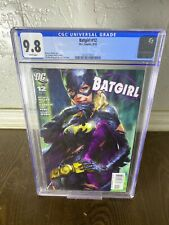 BATGIRL (2010) #12 - CGC Graded 9.8 - DC COMICS - Beautiful ARTGERM cover