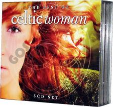The Best Of Celtic Woman 3 CD Tracks Of Irish Folk Music Songs