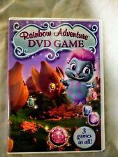 Barbie Rainbow Adventure DVD Game
