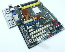 ASUS M3N WS AM2+ DDR2 ATX Motherboard with BP