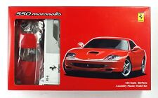 FUJIMI 1/24 Ferrari 550 Maranello real sports RS-6 scale model kit