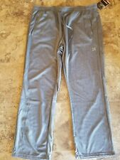 Nwt Mens Avalanche Alpine Tech Fleece Pant Light Heather Gray 2XL XXL Sweatpants