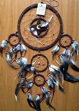 Acchiappasogni Indiani America USA Nativi Americani DREAMCATCHER diam 21,5 cm D3