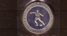 Spanien 2000 PTAS Silber Fußball Barcelona 1992 (intern:olymunze:7 )