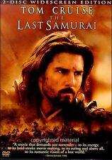 The Last Samurai (DVD - DISC ONLY)