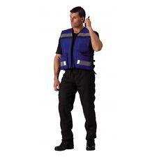 Rothco 9521 Blue High Visibility EMS Rescue Vest