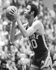 WALT CLYDE FRAZIER NEW YORK KNICKS HOF 8X10 PHOTO