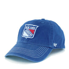 New York Rangers 47 Brand Baseball Hat NY Mens Hockey Cap Unisex OSFA Adjustable