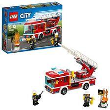 Lego City - le Camion de Pompiers avec Échelle - 60107 - Jeu de construction