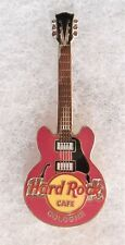 HARD ROCK CAFE COLOGNE CORE GUITAR SERIES FOUR STRING GUITAR PIN # 32733