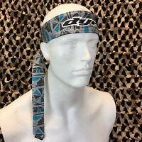 NEW Dye Paintball Headband Protective Tying Head Band - Pineapple