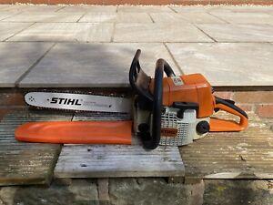 "Stihl 023 (MS 230) Petrol Chainsaw 16"" Bar And Chain"