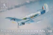 Brengun 1/72 BRP72012 Hawker Typhoon Mk.Ia