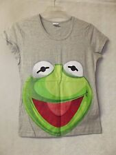 T-Shirts, Tops & Shirts Clothes, Shoes & Accessories KID'S kermit retro t shirt top 7-8 years child clothes muppets green tee dressup