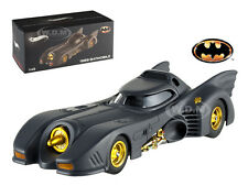 1989 MOVIE BATMOBILE ELITE EDITION 1/43 DIECAST CAR MODEL BY HOTWHEELS X5494