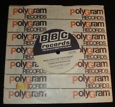 YANNIS MARKOPOULOS - WHO PAYS THE FERRYMAN 45 BBC TV SERIES THEME