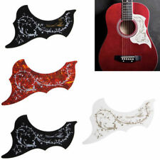 Acoustic Guitar PVC Pickguard Hummingbird Scratch Plate Self-adhesive Background