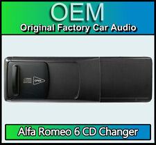 Alfa Romeo 166 6 disc CD changer with cartridge, 5WK78176 1091