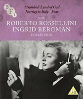 Rossellini  Bergman Collection Limited Edition Numbered Blu-ray Box Set [1950