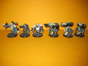Rackham - AT-43 - Karmans - various miniatures - verschiedene Miniaturen