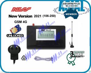 Ness 4G dialler 106-250NS Alarm Fixed Wireless Terminal GSM 160-250