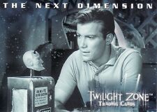 Twilight Zone Series 2 Rare Binder Exclusive P3 Promo Card