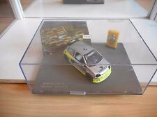 Universal Hobbies Renault Clio V6 Trophy 2001 #5 in Grey on 1:43 in Box