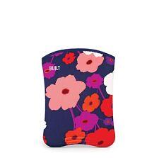 NEW BUILT Slim Neoprene Sleeve - Lush Flower - for all models of iPad