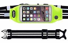 Cinturón de correr EOTW paquete de la cintura bolsa con cremallera para sostener los teléfonos celulares hasta 4.7 Pack
