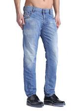 Diesel krayver 0826d Entallado Zanahoria Jeans W30 L34 100% auténtico