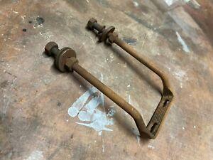 Triumph TR2, TR3, TR3A Steering Column Support Bracket