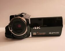 Hdv-534Km 48Mp 4K Wifi Dv Digital Camera Night Version with Led Light Wide Angle