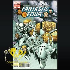 Fantastic Four #601 Camuncoli Connecting VARIANT Marvel Comics NM- R212
