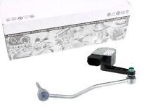 Original Audi A8 4E Niveau Sensor LWR Xenon Höhenverstellung Gestänge Scheinwerf