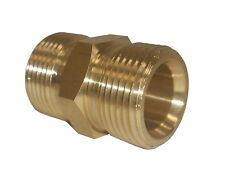 Pressure Washer Twist Adapter Male M22/14mm To  Male M22 14mm