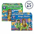 Orchard Toys KS2 Home Learning Pack 2 Age 6-7  Board Game