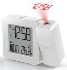 Oregon Scientific RM338P white projection clock NEW IN BOX ! FREE SHIPPING