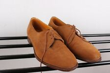 Trickers Leather Suede Made In England 10,5