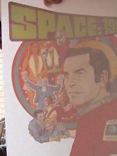 SPACE 1999 MARTIN LANDAU full size 70s vintage iron on t shirt transfer NOS