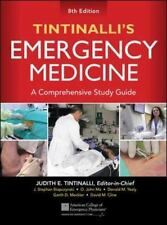 TINTINALLI'S EMERGENCY MEDICINE: A COMPREHENSIVE STUDY GUIDE, 8TH NEW