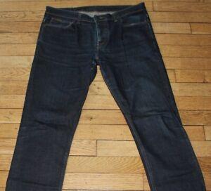 ZADIG & VOLTAIRE Jeans pour Homme W 33 - L 30 Taille Fr 42  (Réf # O082)