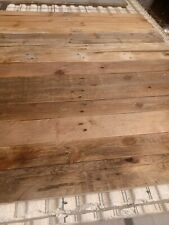 Reclaimed Rustic SANDED Pallet CLADDING DIY Timber planks. Recycled,With UV