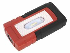 Sealey LED319 Rechargeable Inspection Light 4 SMD + 1 SMD Lithium-Polymer New