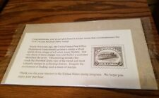 $2.00 INVERTED JENNY 2013 STAMP SHEET OF 6, NEW / Still P.O. Sealed