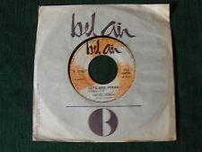 "PAUVO JENKKA: Let's kiss polka - 7"" SP 1965 French JUKE-BOX press BEL-AIR 111161"