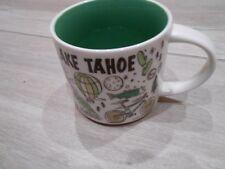 Lake Tahoe NEW Starbucks Across The Globe Colectionl Mug 14oz Been There Series