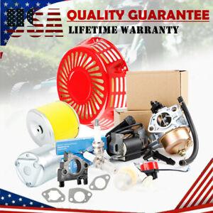 Carburetor Carb Set For Honda GX340 11HP GX390 13HP Engine Motor 16100-ZE3-V01