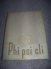 1949 Phi Psi Cli Elon College North Carolina Max Storey Tommy Burton John Coble