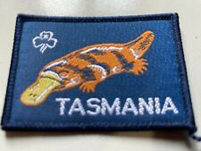 Girl Guides / Scouts Tasmania Platypus